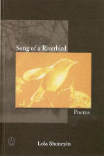 Song of a riverbird