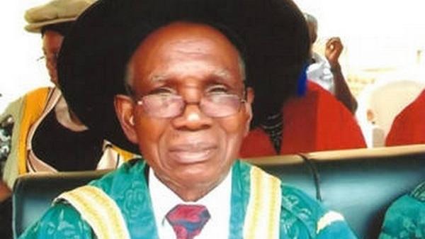 Prof. Anezi Okoro