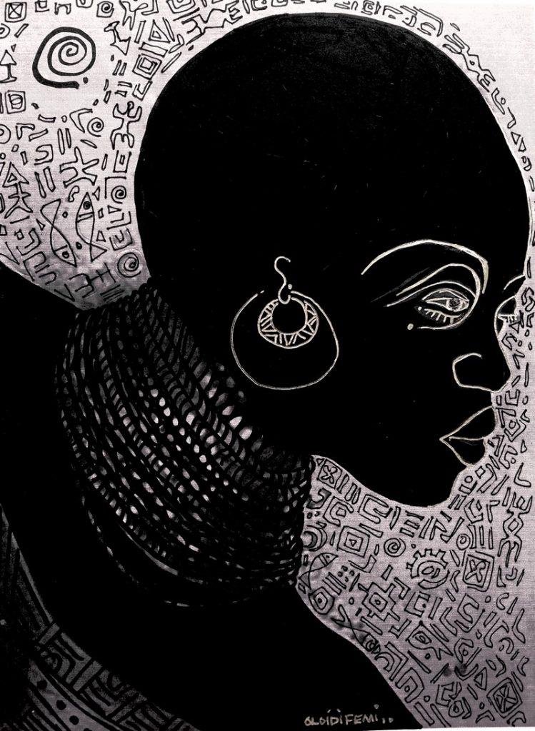 Original artwork by Oluwafemi Oloidi