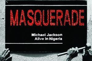 MASQUERADE new cover