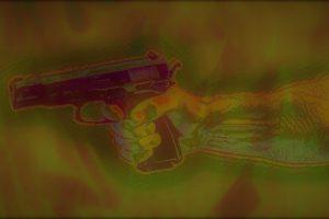 gun hand