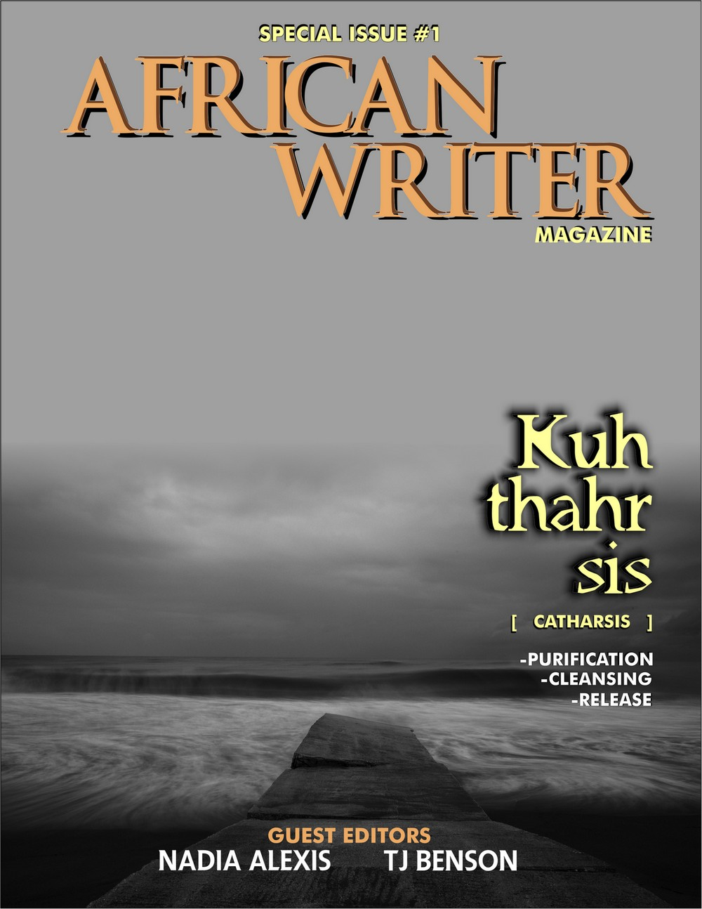 African Writer Magazine Special Issue 1